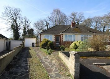 Thumbnail 3 bed semi-detached bungalow for sale in Denbigh Close, Swindon, Wiltshire