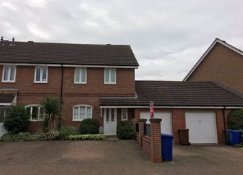 Thumbnail 3 bed property to rent in Manning Road, Bury St. Edmunds