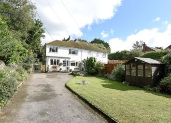 Thumbnail 3 bed semi-detached house for sale in Lower Way, Thatcham