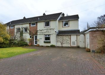 Thumbnail 3 bed semi-detached house for sale in Armathwaite, Carlisle