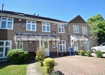 Thumbnail 3 bedroom terraced house to rent in Sheridan Walk, London