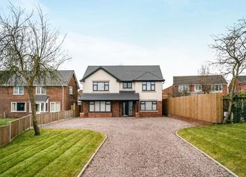 Thumbnail 4 bedroom detached house for sale in Hesketh Meadow Lane, Lowton, Warrington