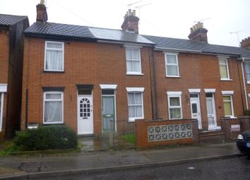 Thumbnail 2 bed terraced house to rent in Surbiton Road, Ipswich