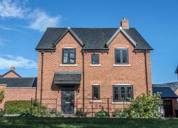 Clinton Crescent, Rugby CV23. 4 bed detached house for sale