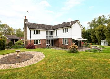 Thumbnail 5 bed detached house for sale in Bashurst Hill, Itchingfield, Horsham, West Sussex