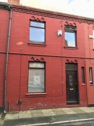 Thumbnail 3 bed terraced house to rent in Riddock Road, Liverpool