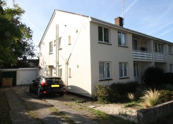 Thumbnail 2 bed flat for sale in Beauvale Close, Ottery St. Mary
