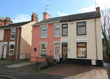Thumbnail 2 bed end terrace house to rent in Upper Cavendish Street, Ipswich