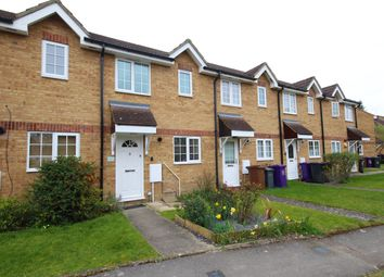 Thumbnail 2 bed terraced house to rent in Chagny Close, Letchworth Garden City