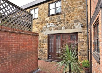 Thumbnail 2 bed mews house for sale in Bolton Road, Banbury