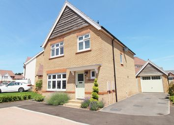 Thumbnail 3 bed detached house for sale in Capel Dewi Hall Road, Newport