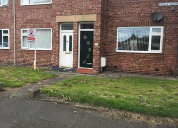Thumbnail 2 bed flat for sale in Holly Avenue, Dunston