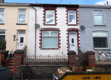 Thumbnail 3 bed terraced house to rent in Pleasant View, Porth