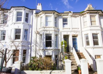 Thumbnail 3 bed flat to rent in Westbourne Street, Hove