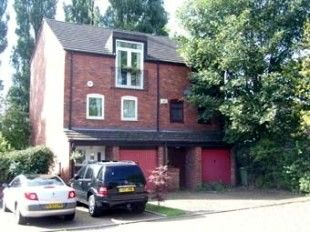 Thumbnail 3 bed town house to rent in Crossgate Mews, Stockport