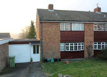 Thumbnail 4 bed semi-detached house for sale in Waring Drive, Chelsfield, Orpington, Kent