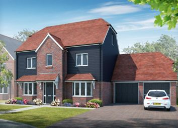 Thumbnail 5 bed detached house for sale in The Spinney, Long Copse Lane, Emsworth