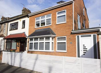 Thumbnail 4 bed terraced house for sale in New City Road, Plaistow