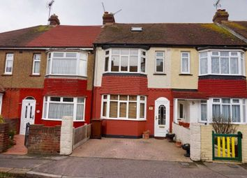 Thumbnail 3 bed terraced house for sale in Chalkenden Avenue, Gillingham