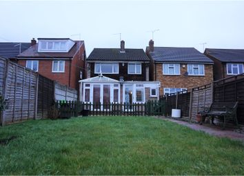 Thumbnail 3 bed detached house for sale in Guildford Road, London