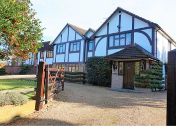 Thumbnail 5 bed detached house for sale in Hogmoor Lane, Reading