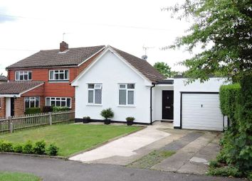 Thumbnail 3 bed bungalow for sale in Howard Road, Bookham, Leatherhead