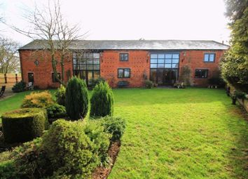 Thumbnail 3 bed barn conversion for sale in Whiston, Penkridge, Stafford