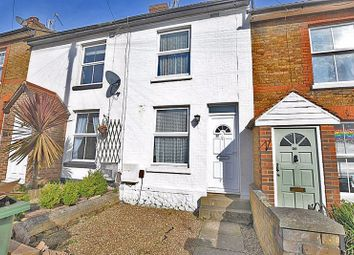 Thumbnail 2 bed terraced house for sale in Whitmore Street, Maidstone