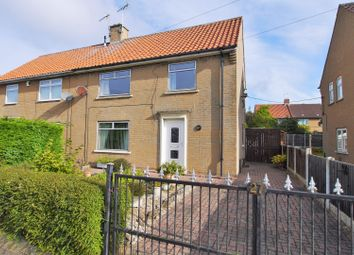 Thumbnail 3 bed semi-detached house for sale in Narrow Lane, North Anston, Sheffield
