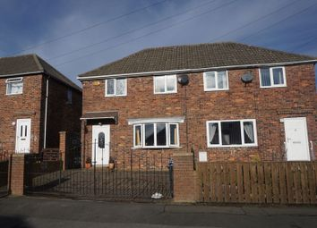Thumbnail 3 bed semi-detached house for sale in Wansbeck Avenue, Stanley
