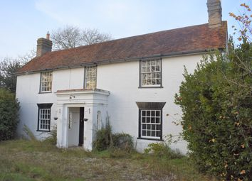 Thumbnail 4 bed farmhouse to rent in Upper Haye Lane, Fingringhoe, Colchester, Essex