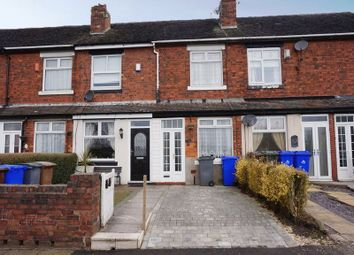 Thumbnail 2 bed terraced house for sale in Station View, Meir, Stoke-On-Trent, Staffordshire