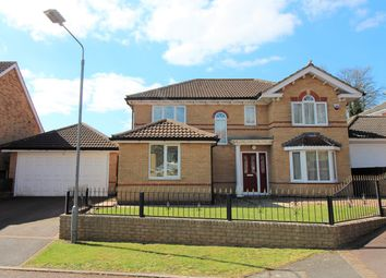 Thumbnail 4 bed detached house for sale in Acacia Gardens, Watnall, Nottingham