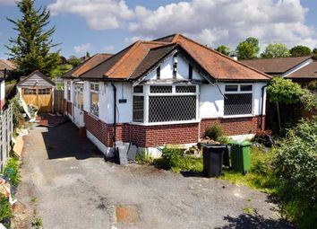 Thumbnail 2 bedroom detached bungalow for sale in Kingston Road, Epsom, Surrey