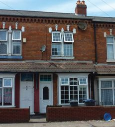 Thumbnail 2 bedroom terraced house for sale in Stoney Lane, Balsall Heath, Birmingham, West Midlands