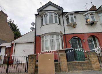 Thumbnail 3 bedroom end terrace house to rent in Garner Road, Walthamstow, London