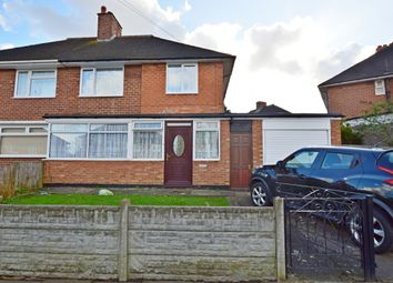 Thumbnail 3 bed semi-detached house for sale in Inglefield Road, Birmingham