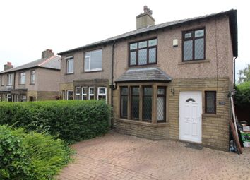 3 bed semi-detached house for sale in Highroad Well Lane, Halifax HX2