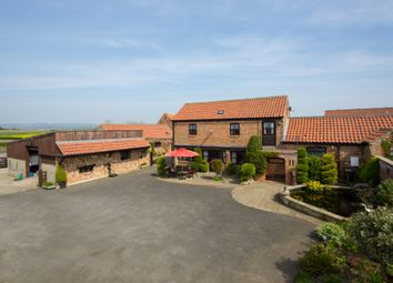 Thumbnail 3 bed barn conversion for sale in Thirsk Road, Easingwold, York
