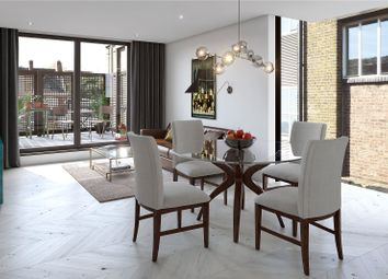 Thumbnail 2 bed flat for sale in Twenty Hatton Wall, London