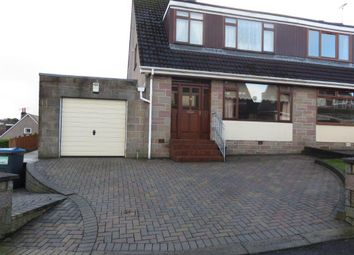 Thumbnail 3 bedroom semi-detached house to rent in Hopetoun Drive, Aberdeen