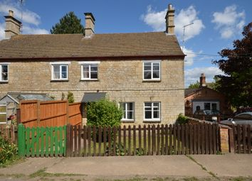 Thumbnail 2 bed cottage to rent in Field Cottages, Great Oakley, Corby