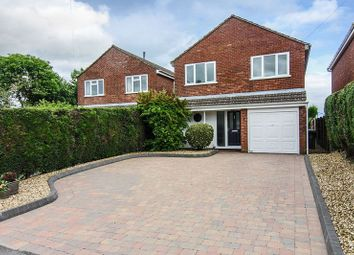 Thumbnail 4 bed detached house for sale in Chase Road, Burntwood