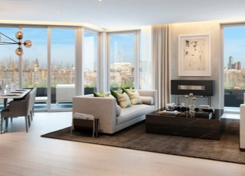 Thumbnail 3 bed flat for sale in Phoenix Place, Holborn, London