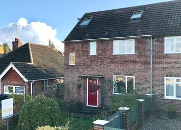 Thumbnail 4 bed property for sale in Meadow Road, Newbury