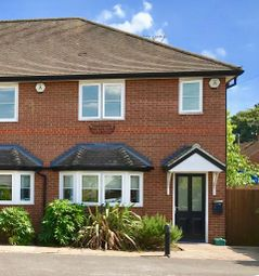 Thumbnail 2 bed end terrace house to rent in Attawell Cottages, Lower Road, Bookham, Surrey