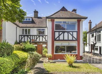 Thumbnail 4 bedroom semi-detached house for sale in Hodford Road, Golders Green