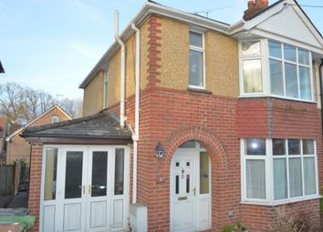 Thumbnail 3 bed semi-detached house to rent in Chalvington Road, Chandler's Ford, Eastleigh