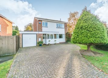 Thumbnail 3 bed detached house for sale in Beauchamp Road, Solihull