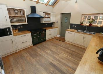 Thumbnail 7 bed equestrian property for sale in Booth Hall Farm, Clamgoose Lane, Kingsley, Stoke-On-Trent, Staffordshire